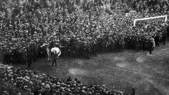 White Horse final: Incredibile folla a Wembley il tempio del calcio il 28 aprile 1923