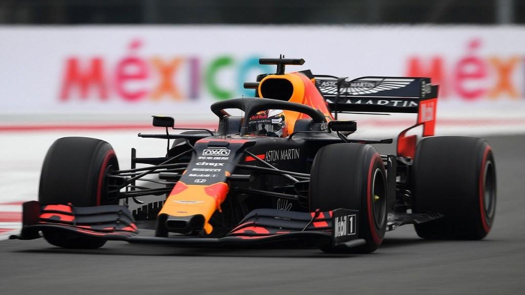 gara di f1 2019 in Messico