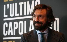 Nuova sfida della Juventus, Andrea Pirlo nuovo coach