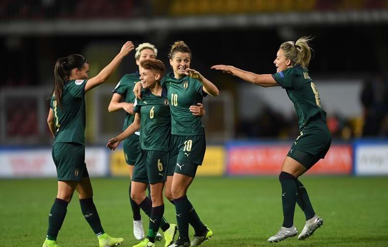 Les filles à la conquête de l'Euro féminin 2020  - Foot 2020