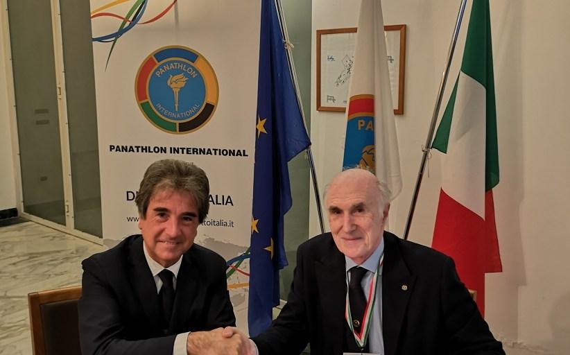 Firmato un Protocollo di intesa tra Distretto Italia del Panathlon International e Associazione Nazionale Comuni Italiani