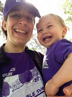 Allison Rosenzweig, Scientific Communications Analyst at the Pancreatic Cancer Action Network.