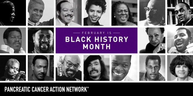 Celebrating Prominent African-Americans - Pancreatic Cancer Action