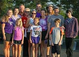 Donna Scott Family