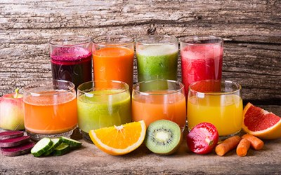 Fruit and vegetable juice cleanses are popular but do they work without harming the body