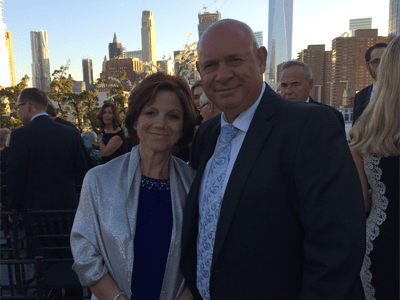 Josephine and John Scivoli