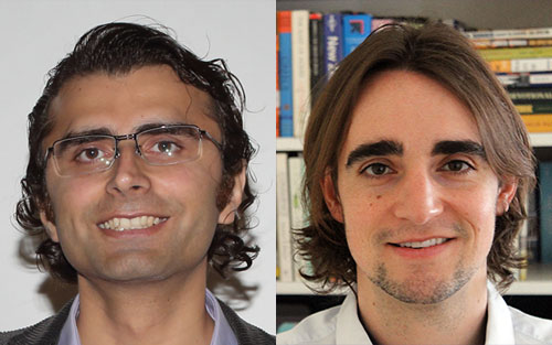 Pankaj Singh, PhD, and Costas Lyssiotis, PhD
