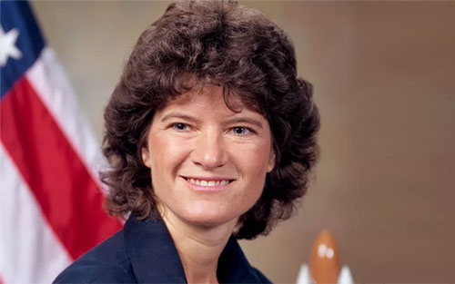 Sally Ride featured on USPS Forever Stamp - Pancreatic Cancer Action