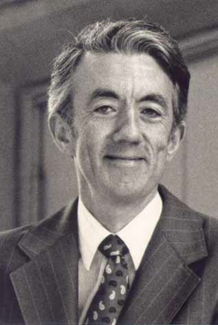 The late Rev. Alan E. Lewis, father of Mark Lewis, MD