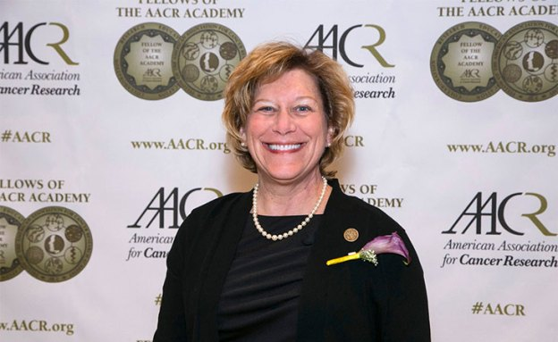 Lynn Matrisian at an AACR event