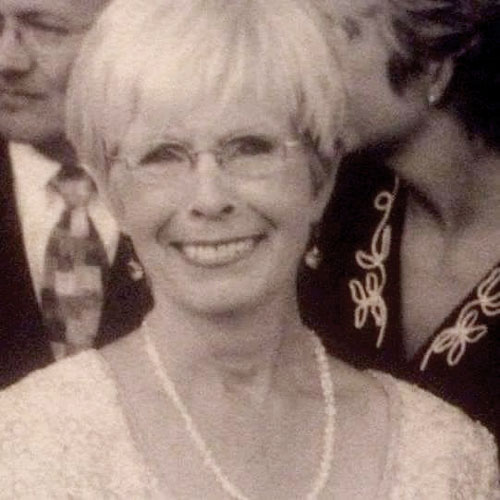 Connie Erickson who passed away of pancreatic cancer in September 2015