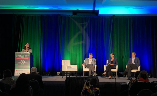 Precision medicine panelists discuss patient care and industry collaboration at 2019 conference
