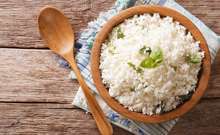 Cooked white rice is a soothing, easy-to-digest food for pancreatic cancer patients