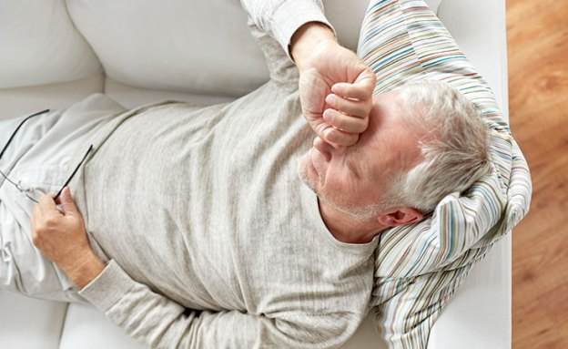 A pancreatic cancer patient feels fatigued after treatment