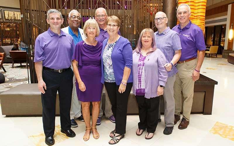 Eight survivors serve on the Pancreatic Cancer Action Network's Survivor Council