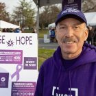 Survivor educates about pancreatic cancer symptoms and risk factors at PanCAN community event