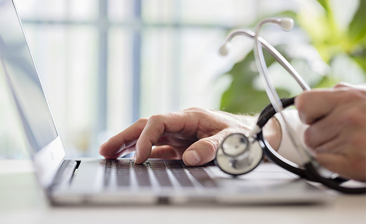 Pancreatic cancer expert doctor attends virtual gastrointestinal cancers symposium