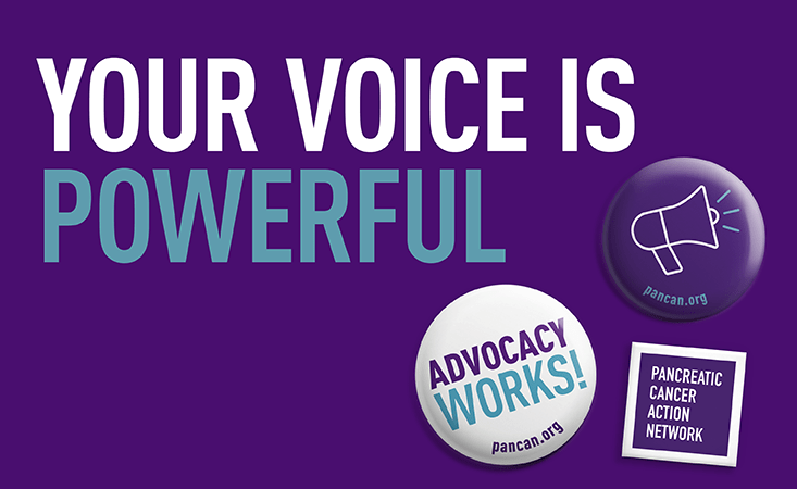 Let Congress know pancreatic cancer research funding is a priority