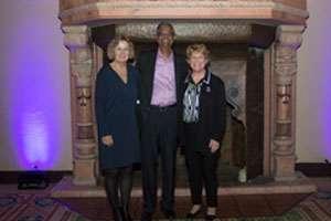 Pancreatic cancer early detection team Barbara Kenner; Suresh Chari, MD; Lynn Matrisian