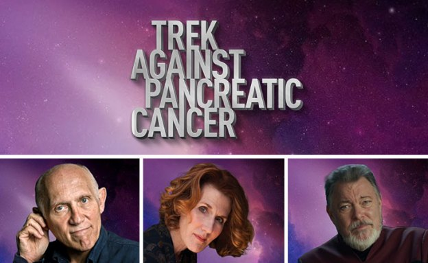 Star Trek actors join PanCAN's PurpleStride Los Angeles 2021 walk for pancreatic cancer
