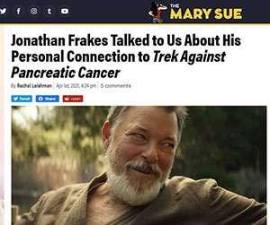 Star Trek actor Jonathan Frakes