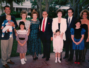 PanCAN Founder Pamela Acosta Marquardt in an undated family photo