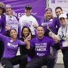 PanCAN PurpleStride 5K participants