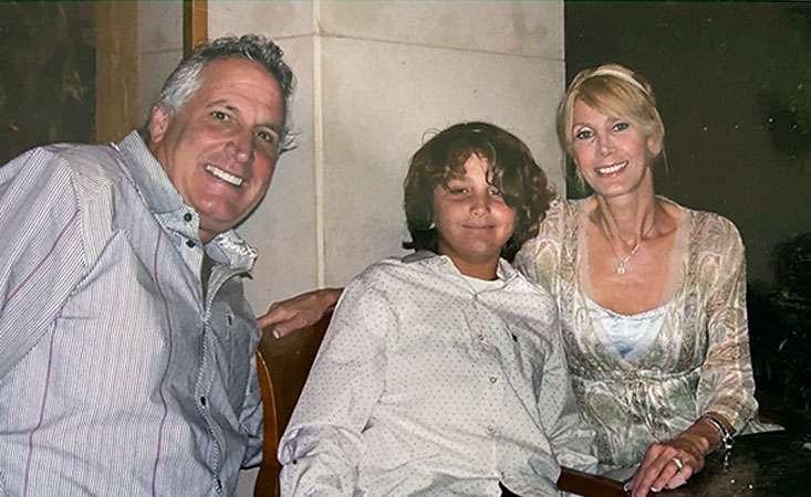 The Schwartz family