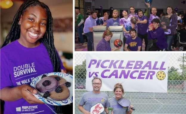 PurpleStride Fundraising