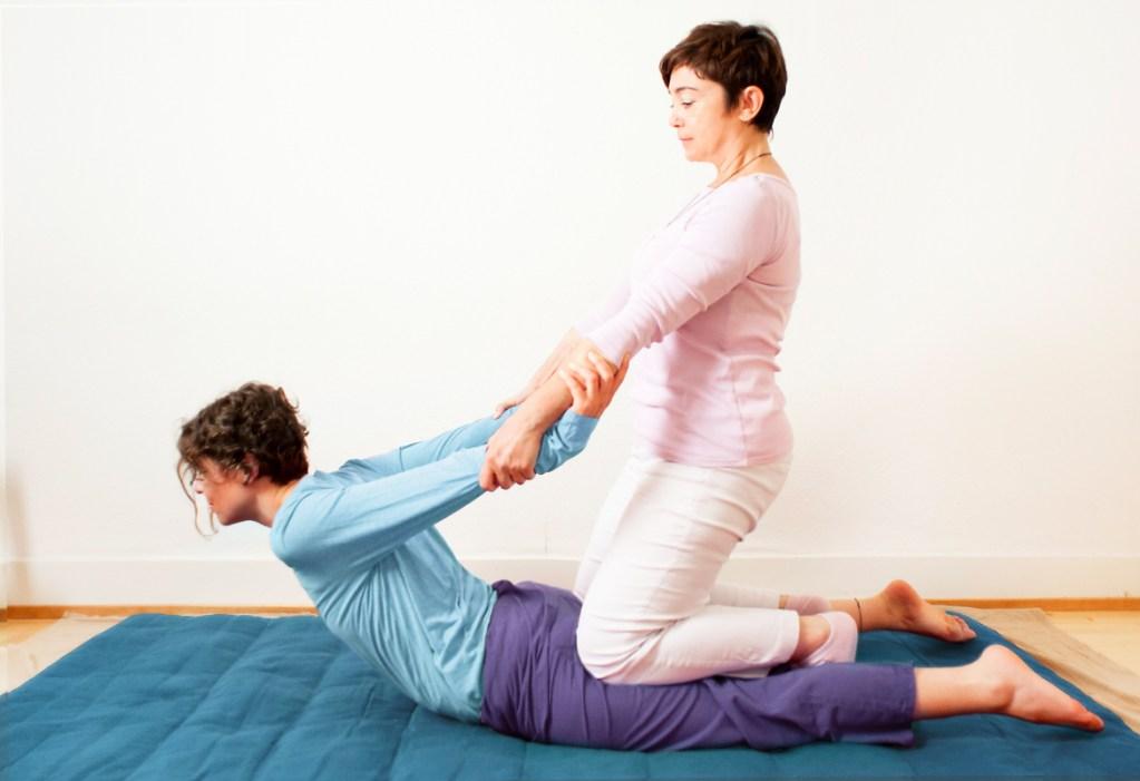 Pancha Khanda Massage traditionnel thai