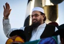 पाकिस्तान ने हाफ़िज़ सईद को आतंकवादी घोषित किया