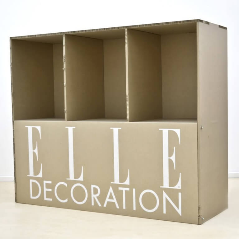 Fibre Cardboard Heavy Duty Displays