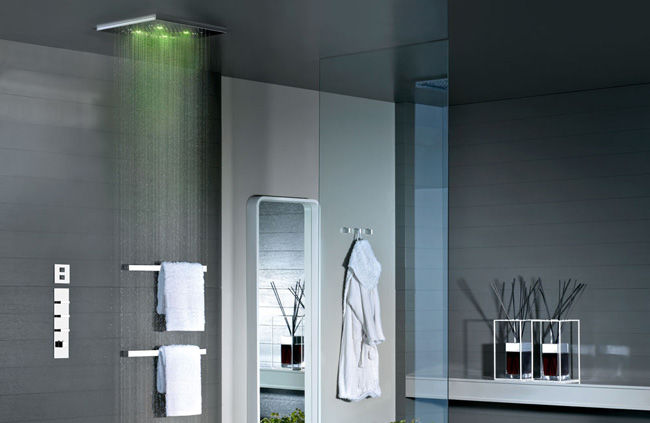 Gessi Spa Shower Series The Panday Group