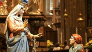 1° maggio, Atto di Affidamento dell'Italia a Maria