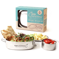 eco lunchbox – rvs broodtrommel – ecolunchbox – rvs lunchbox