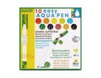 Waterstiften – waterpen – aqua pen – acrylstiften – Ökonorm