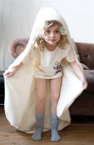 Babyhanddoek – badcape baby – badcape – baby badcape