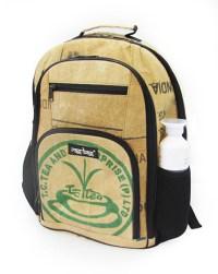 Ecologische rugzak - duurzame rugzak – Fair trade rugzak – rugtas – ragbag – fairtrade tassen