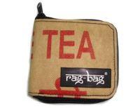 fairtrade portemonnee – duurzame portemonnee – eco portemonnee – ragbag – rag bag