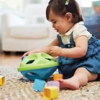 Green toys vormenstoof - baby speelgoed – peuter speelgoed
