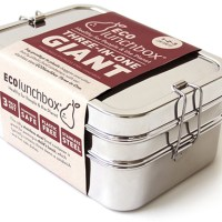ecolunchbox bento box – rvs lunchbox – rvs broodtrommel – bento lunchbox