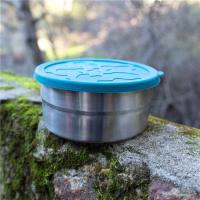 blue water bento seal cup xl - ecolunchbox rvs lekvrije lunchbox