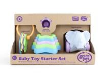 green toys babyspeelgoed cadeauset - natuurlijk baby speelgoed