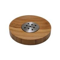 zeepbakje bamboe – Croll en Denecke zeepbakje hout - zeephouder