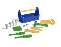 green toys kinder klusset - kindergereedschap - speelgoed gereedschap