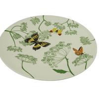 Zuperzozial botanisch servies - bamboe servies - bamboe bord - servies botanic - bamboe borden