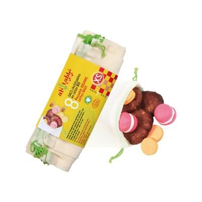 herbruikbare zakjes katoen – herbruikbare katoenen zakjes – katoen zakjes