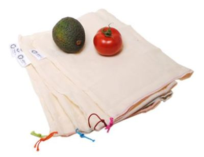 katoenen zakjes herbruikbaar - herbruikbare katoenen zakjes – stoffen zakjes