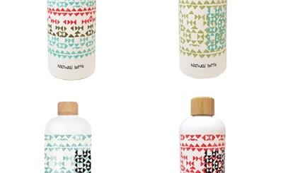 mooie duurzame drinkfles - herbruikbare drinkfles bpa vrij - eco drinkfles – water fles