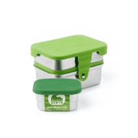 ecolunchbox splashbox 3 in 1 lekvrije lunchbox - ecolunchbox rvs lunchbox lekvrij splashbox